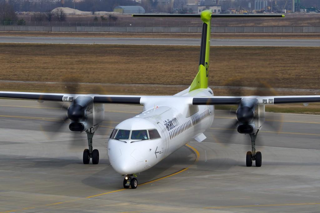 полёты в Берлин от airbaltic