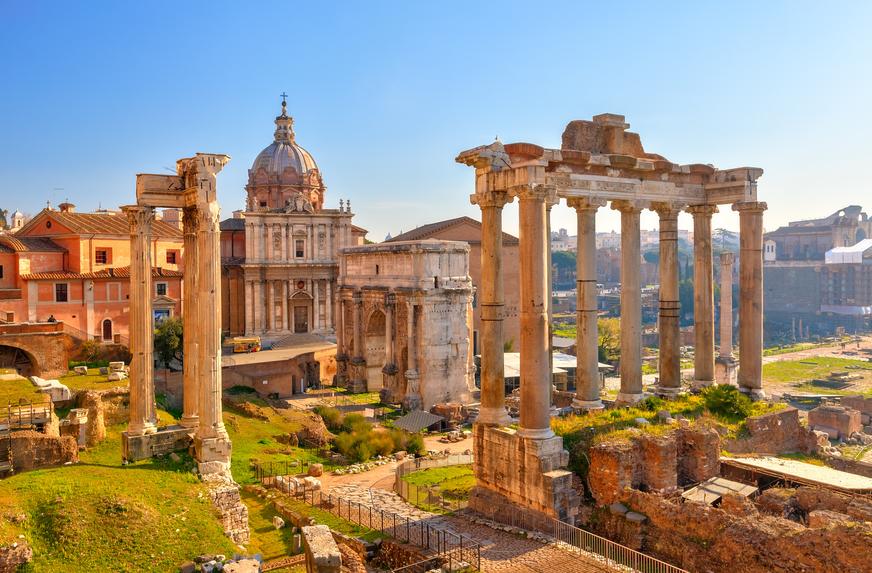 Дешевые аивабилеты в Рим