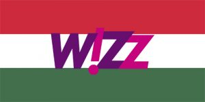Wizzair - Flag of Hungary